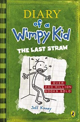 Diary of A Wimpy Kid – The Last Straw   Jeff Kinney   Charlie Byrne's