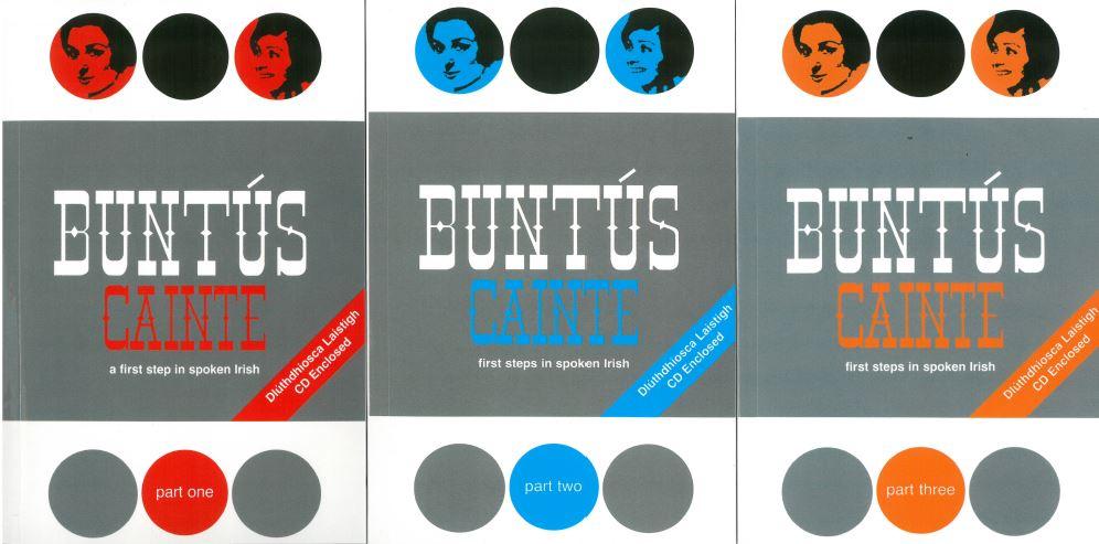 Buntús Cainte – Set of Three / Boscra De Thrí Cinn | Tomás Ó Domhnalláin | Charlie Byrne's
